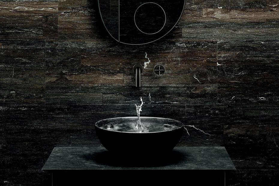 Fontane Bianche - Salvatori + Fantini Wandwaschtischmischer