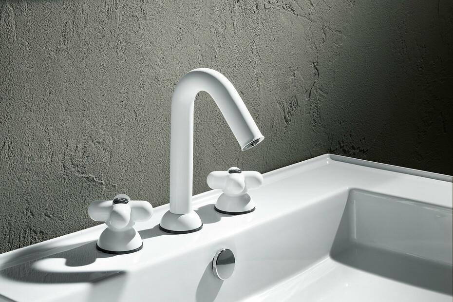 I BALOCCHI 3-hole washbasin mixer