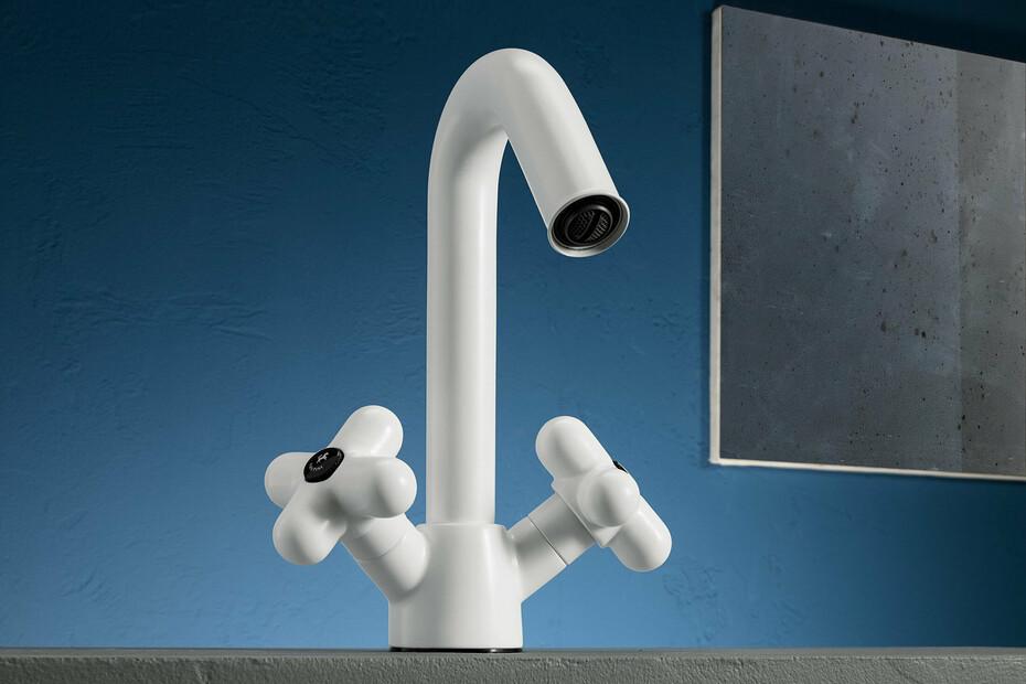 I BALOCCHI Single-hole washbasin mixer