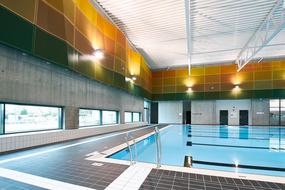 Municipal swimming pool, Kvernevik, Norway