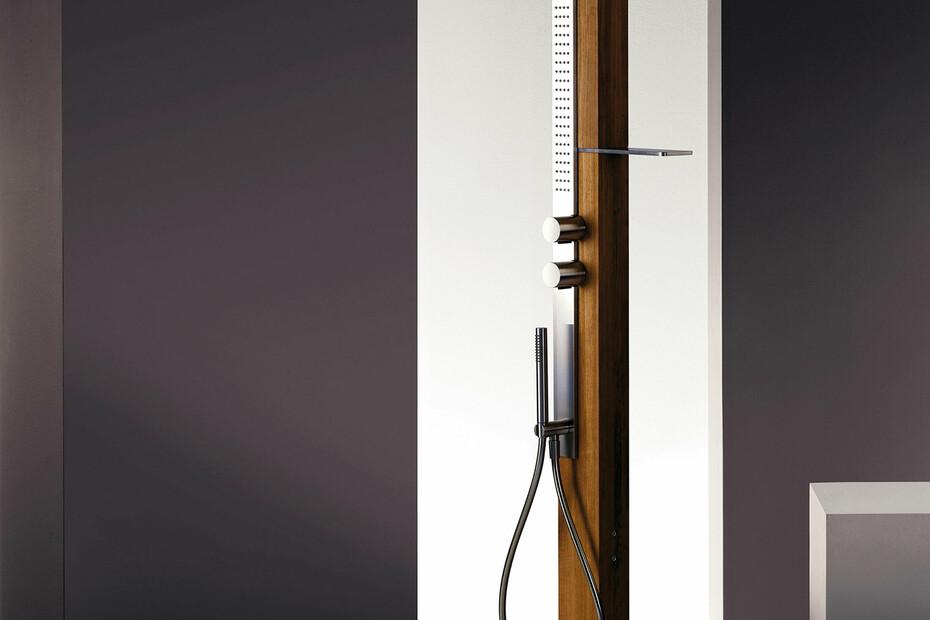MILANOSLIM OUTDOOR Shower column