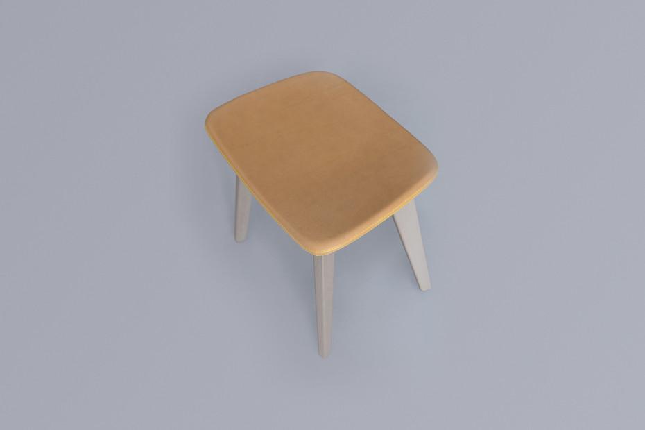 Morph Stool – Fully upholstered