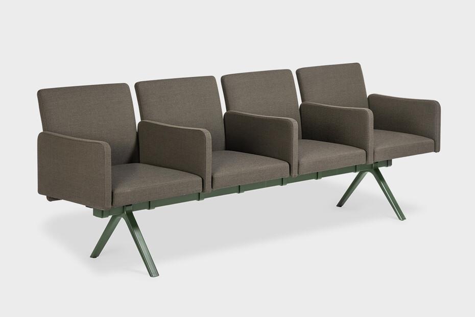 Materia - Ambient Beam sofa