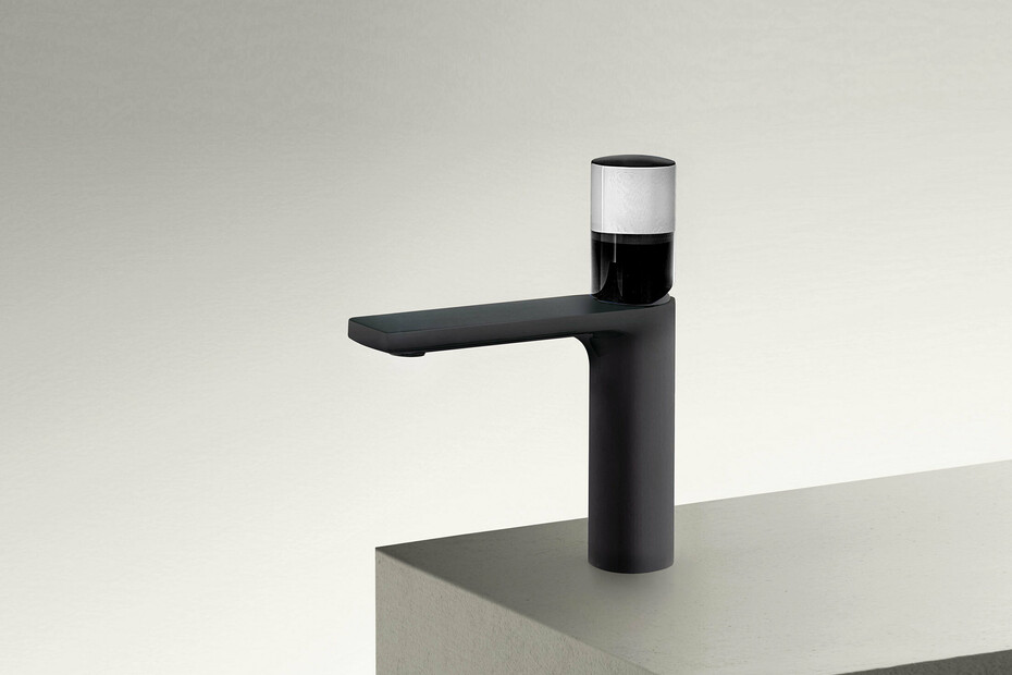 NICE Single-hole washbasin mixer