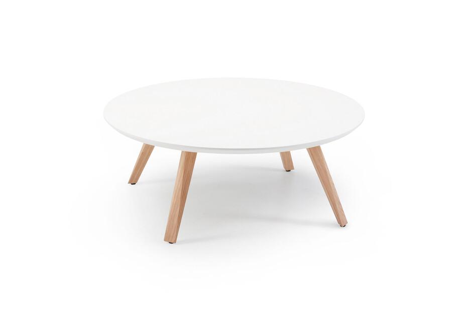 Oblique low table
