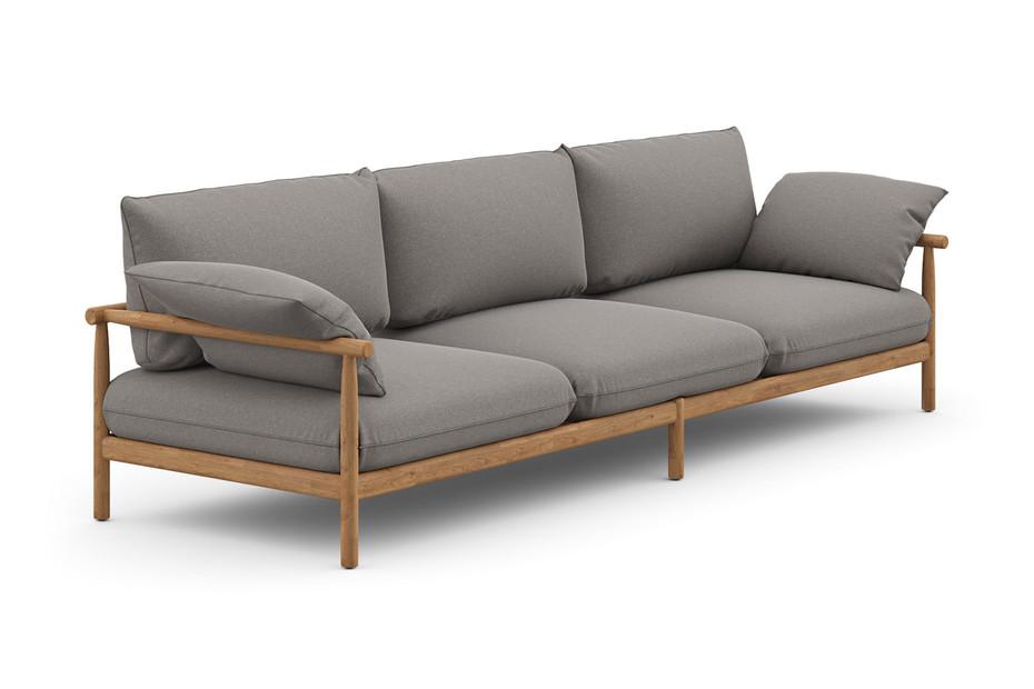 TIBBO 3er-Sofa