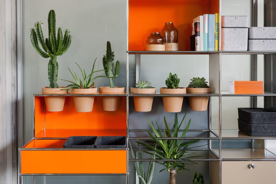 Pflanzenwelten für USM Haller