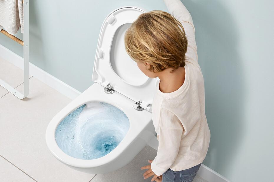 Subway 3.0 washdown toilet TwistFlush