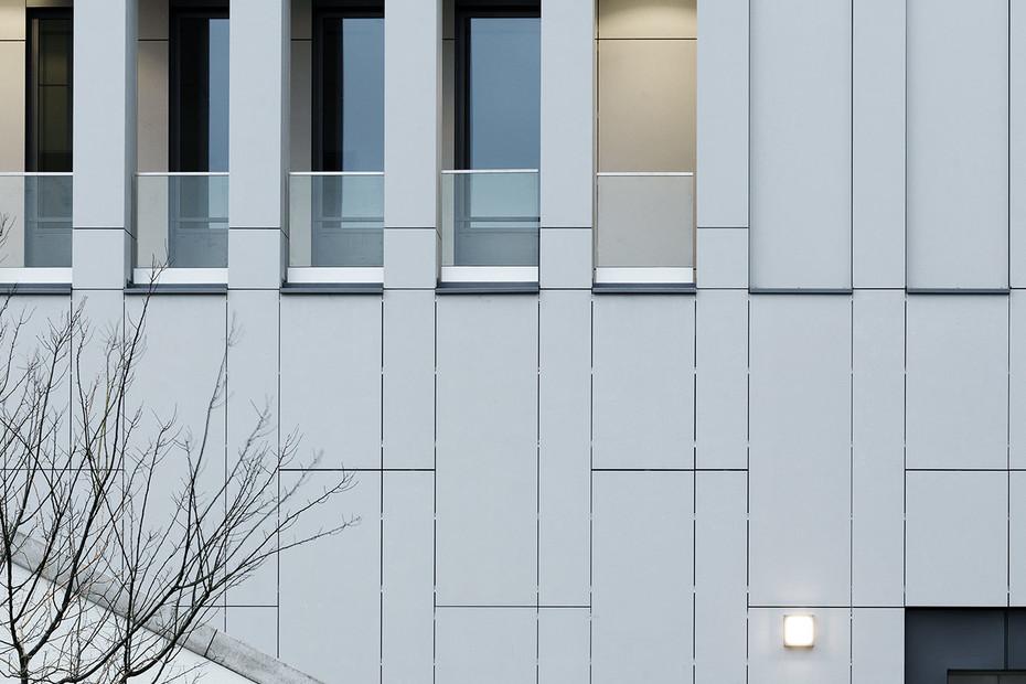concrete skin, Rechenzentrum Universität Osnabrück