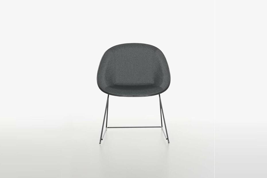 Cup armchair