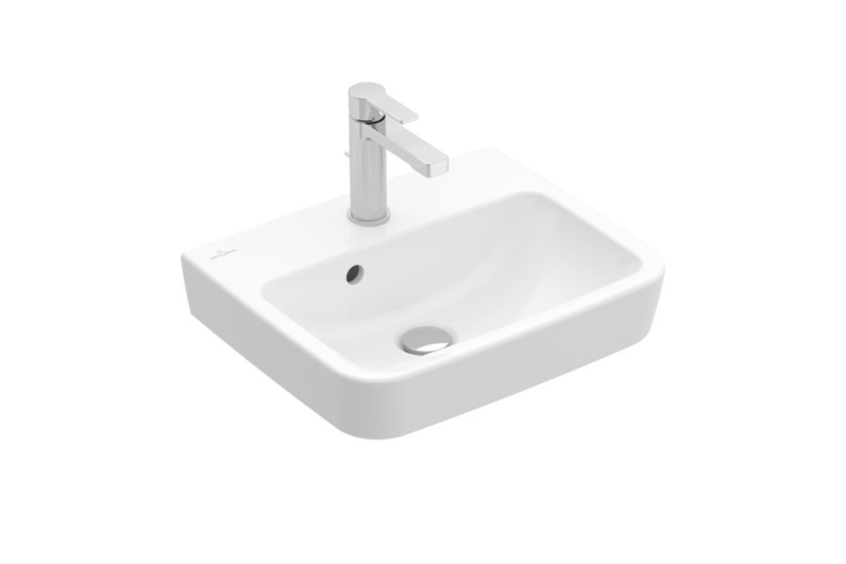 Square hand washbasin O.novo