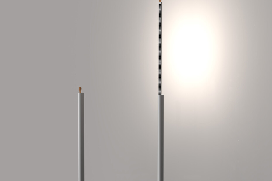 METRICA standing light