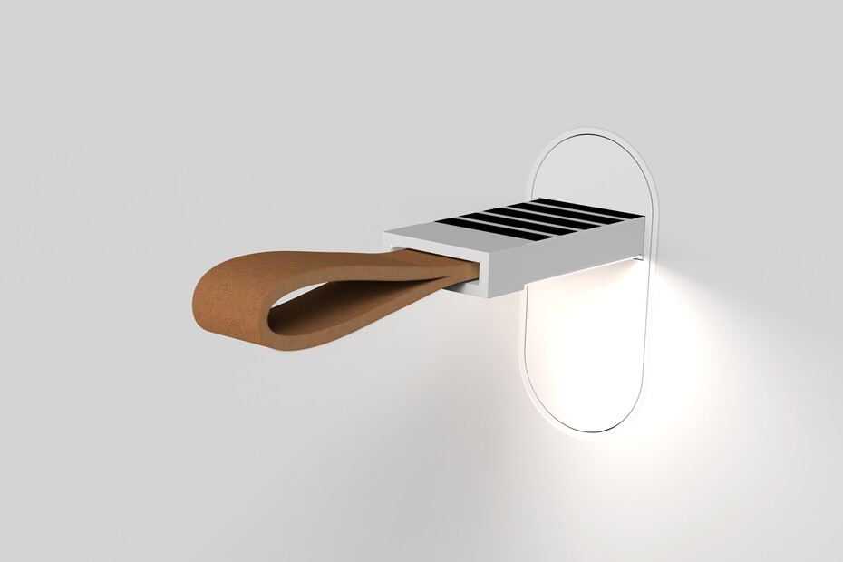 METRICA wall lamp