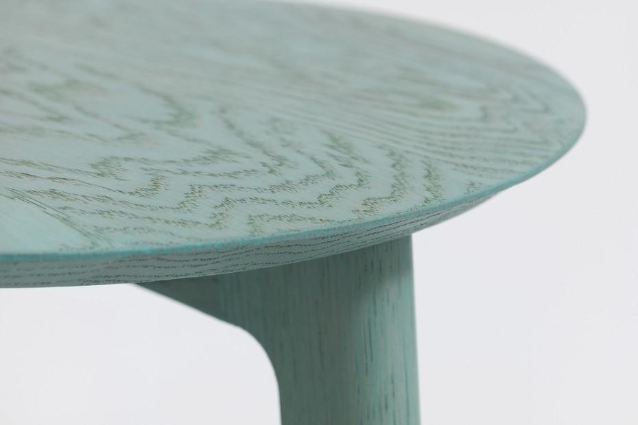 1.3 Stool – Wooden seat