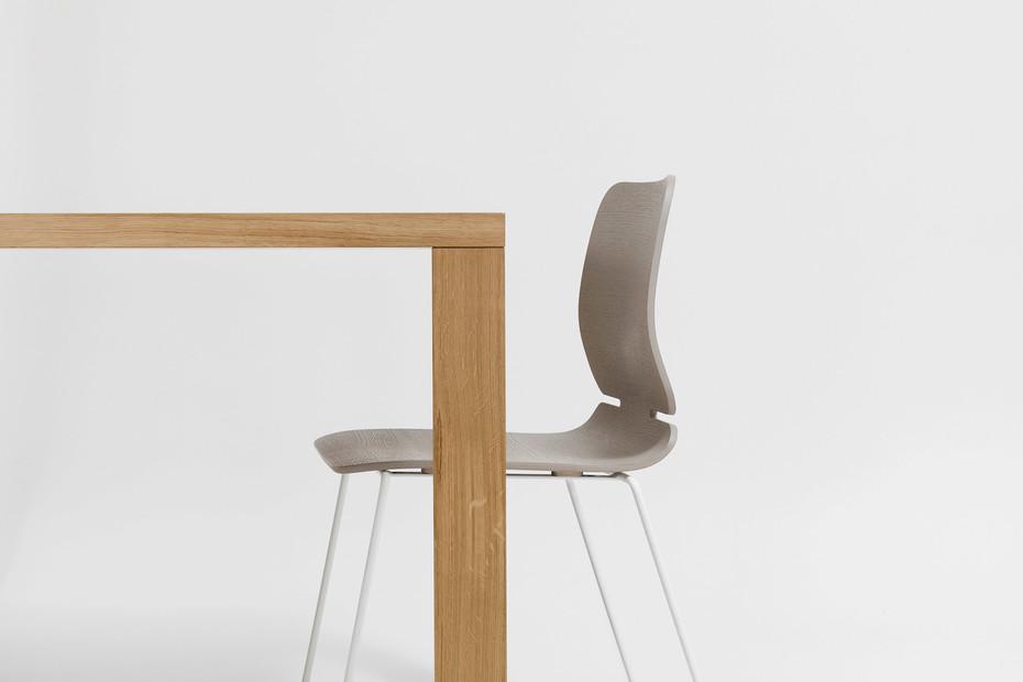 Form – Formholz furniert