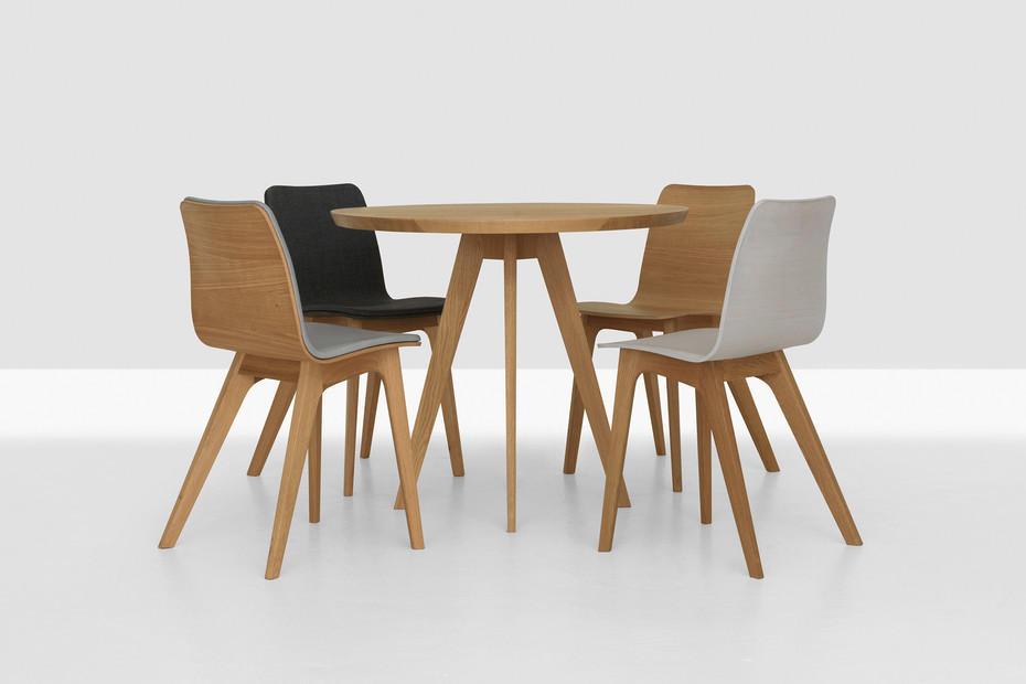 Morph – Wooden seat veneered