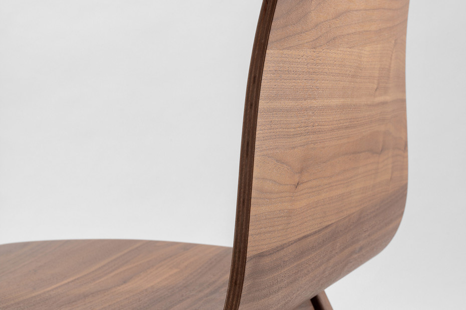 Morph Plus – Wooden seat veneered