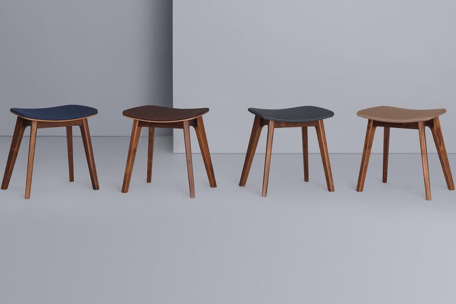 Morph Stool – Wooden seat