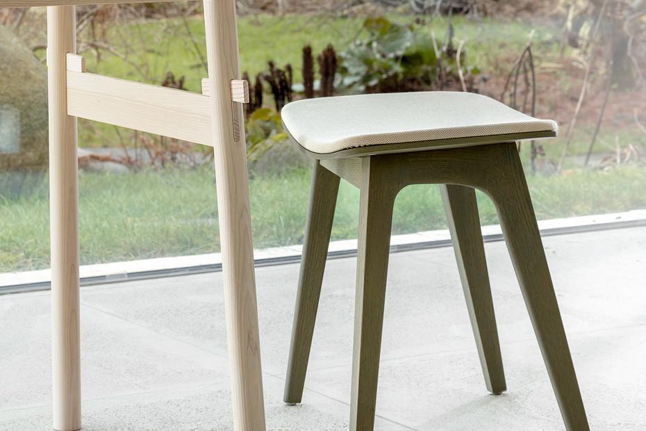 Morph Stool – Sitzpolster