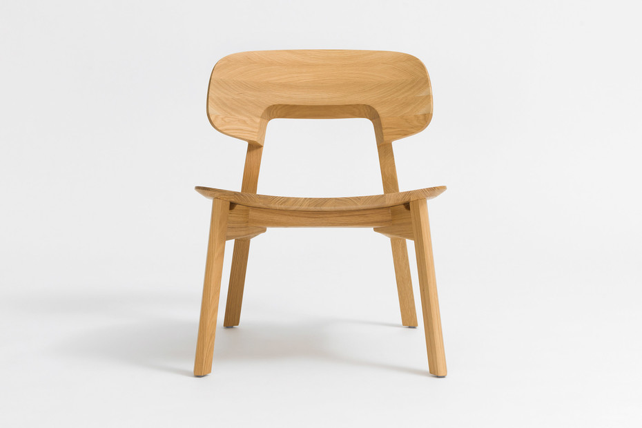 Nonoto Lounge – Holzsitz
