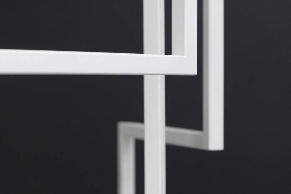 Noon 5 – Frame white