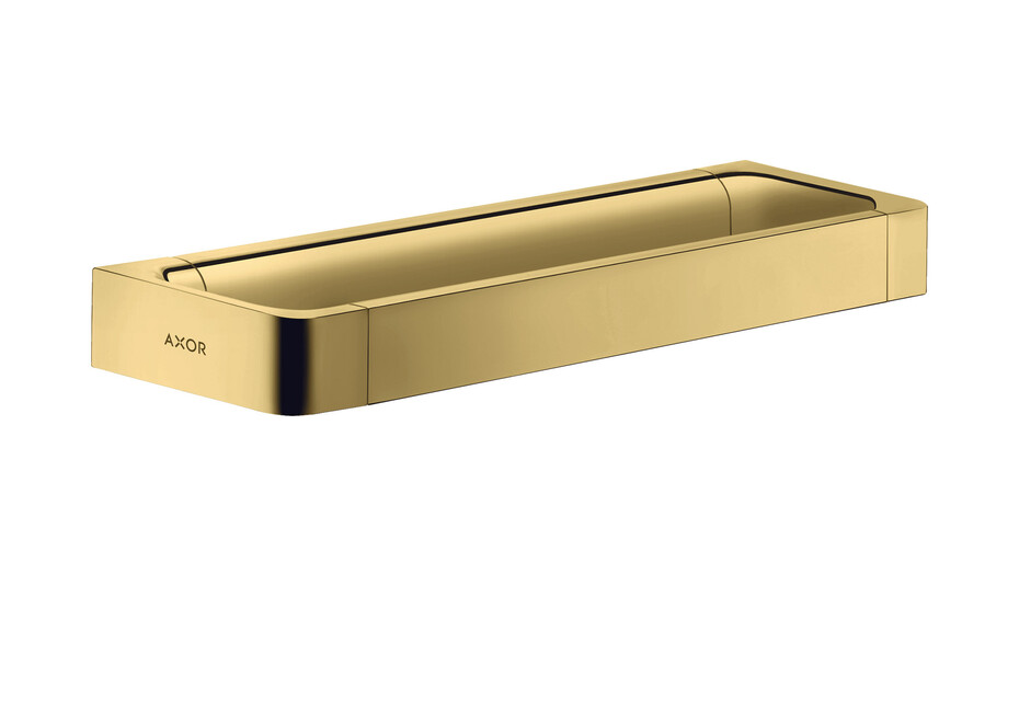 AXOR Universal Accessories Rail grab bar 300 mm Polished Gold Optic