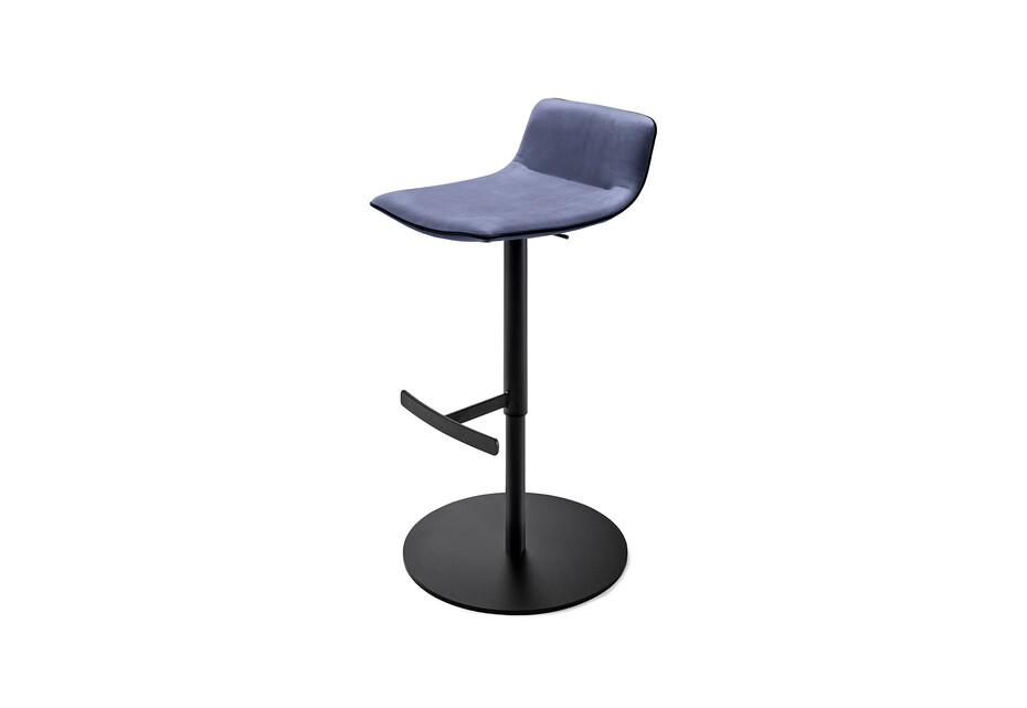 Amelie Barstool Low with central leg