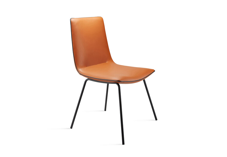 Amelie Chair with steel frame