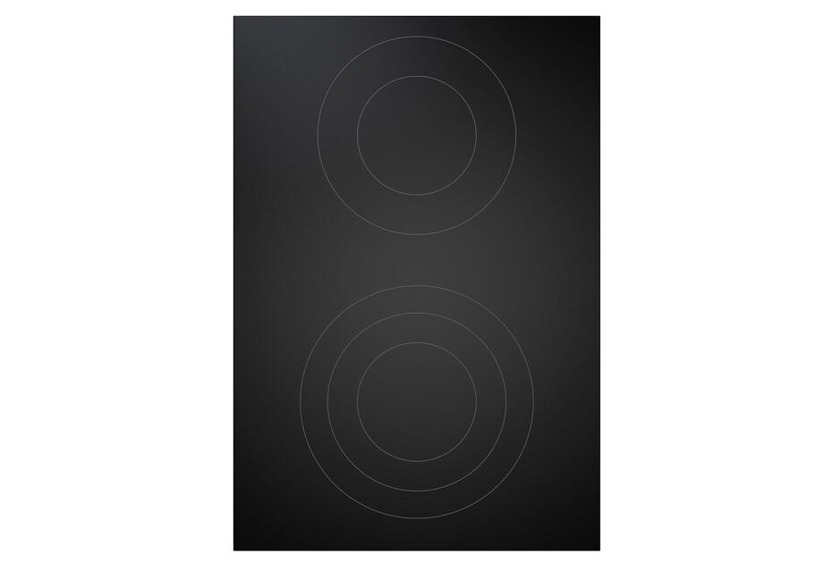 BORA Professional 3.0 HiLight-Kochfeld 3-Kreis/2-Kreis