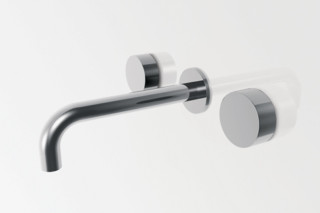 AF 21 2-handle wall mixer  by  ABOUTWATER