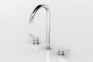 AL 23  2-handle mixer  by  ABOUTWATER