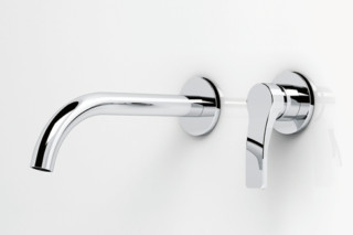 AL 23  single lever wall mixer  by  ABOUTWATER