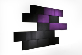 Triline wall panel  by  Abstracta
