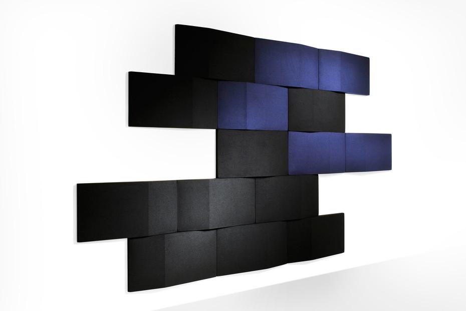 Triline wall panel