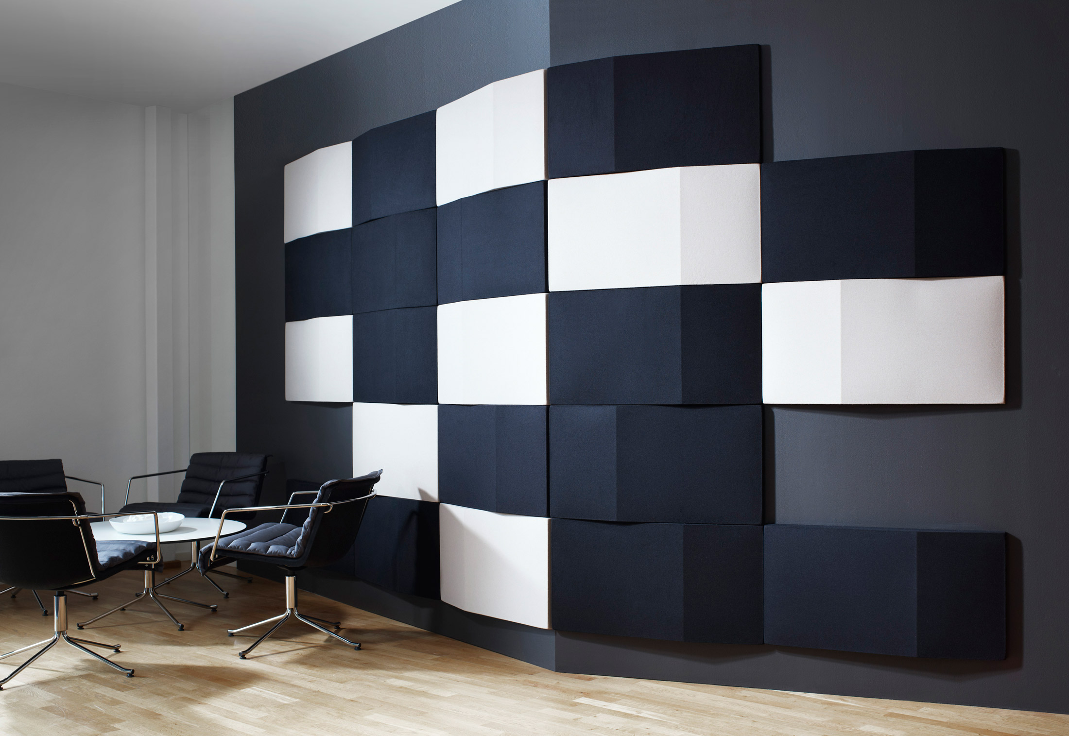 Triline wall panel by Abstracta | STYLEPARK