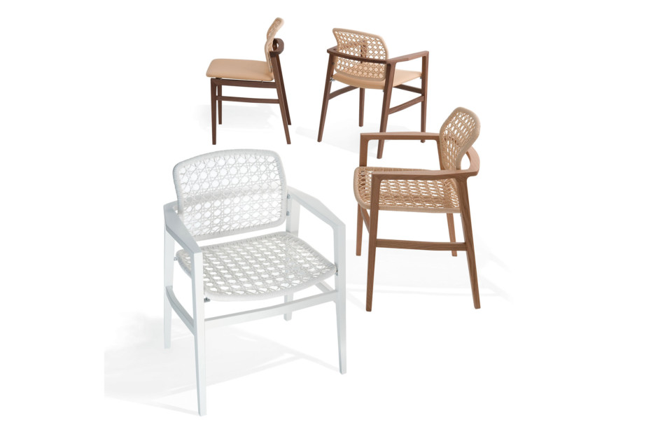 Patio Chair with armrests