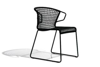 Vela armchair  by  Accademia