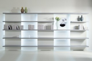 Shelving units  by  Acerbis