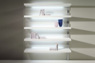 Wall shelves  by  Acerbis