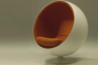 球椅by  Adelta