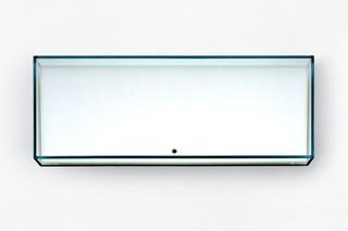 003 countertop washbasin  by  agape