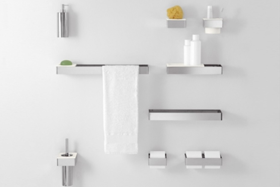 369 - 01 toilet roll holder double