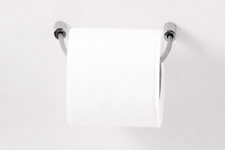 Bucatini - 02 toilet roll holder