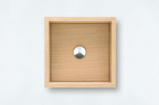 Cube countertop washbasin  by  agape