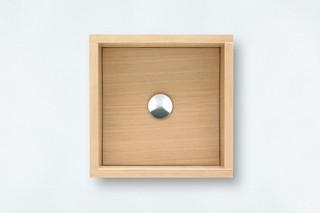 Cube countertop washbasin  by  agape