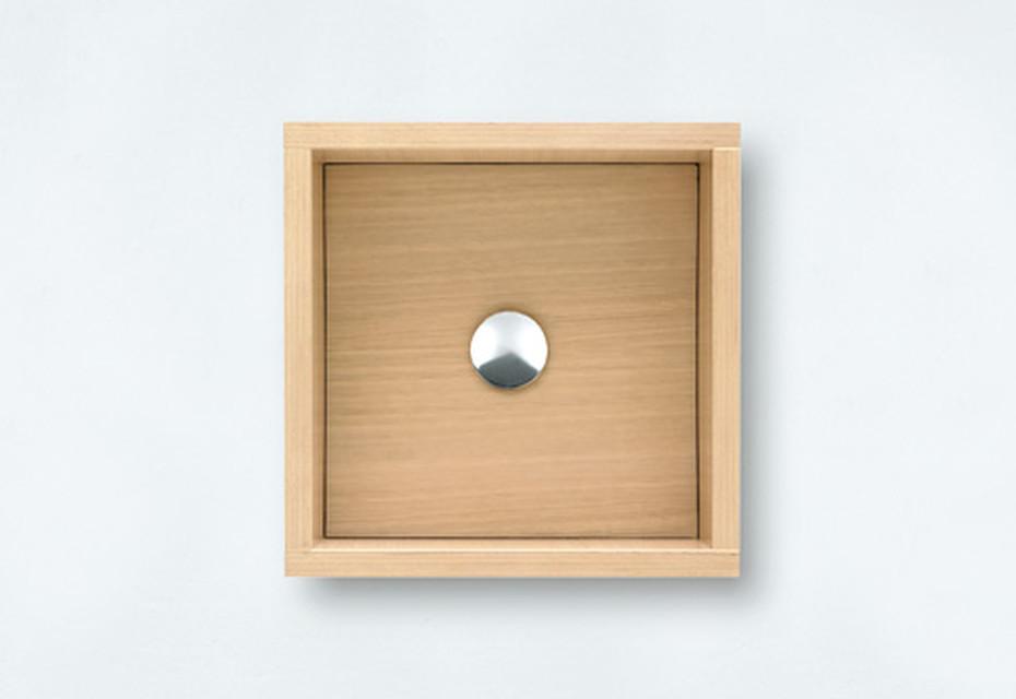 Cube countertop washbasin