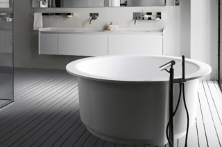 Evo-C bathtub  by  agape