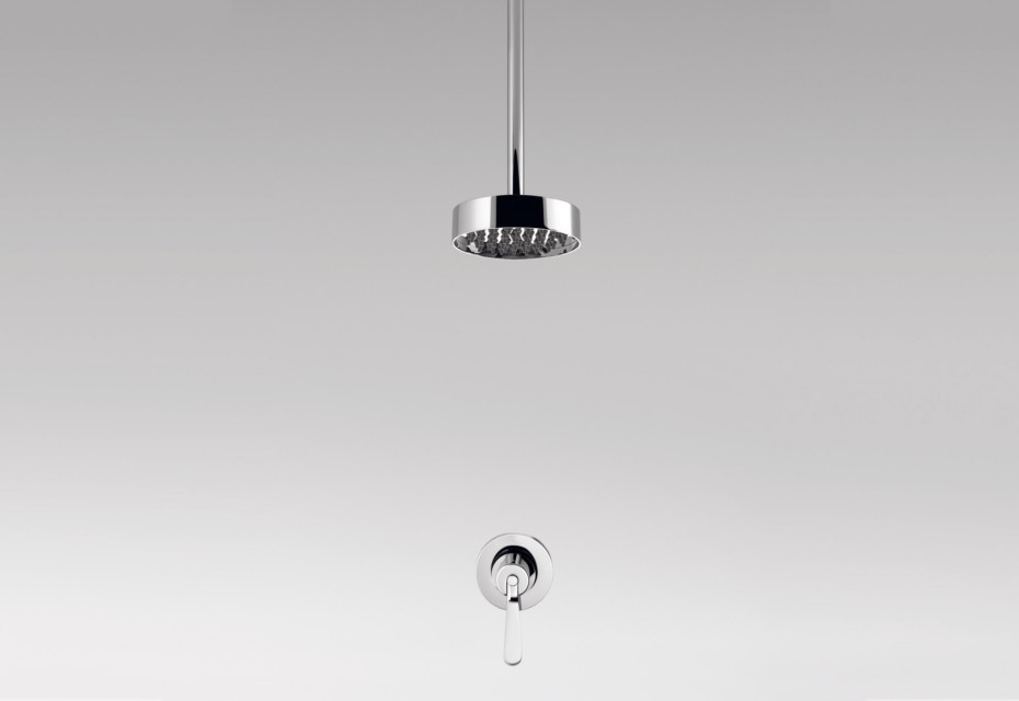 Fez ceiling shower head