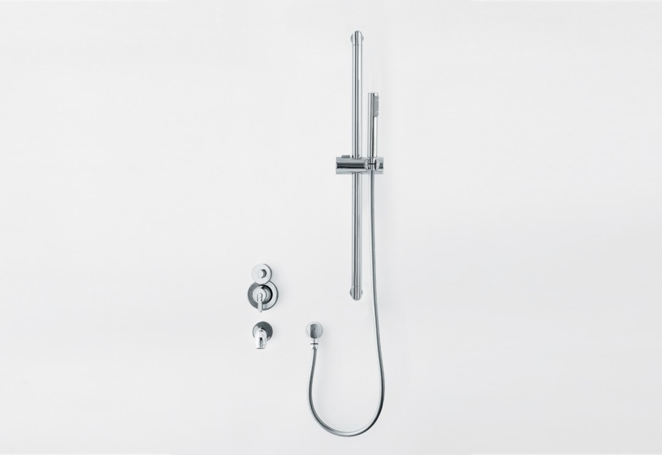 Fez mixer tap for shower adjustable