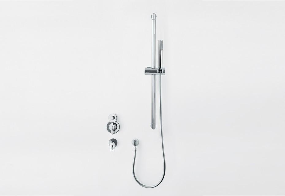Fez mixer tap for shower adjustable
